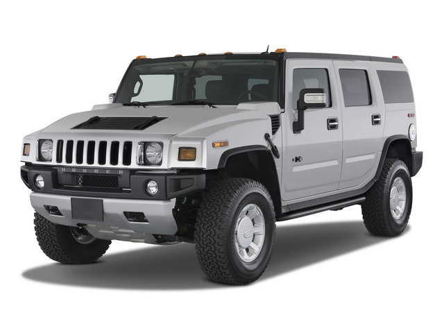Hummer H2  Auto <br> (Group T1)