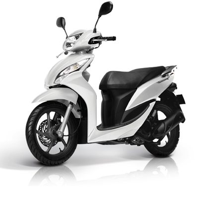 Honda Vision 110cc or similar <br> (Group B1)