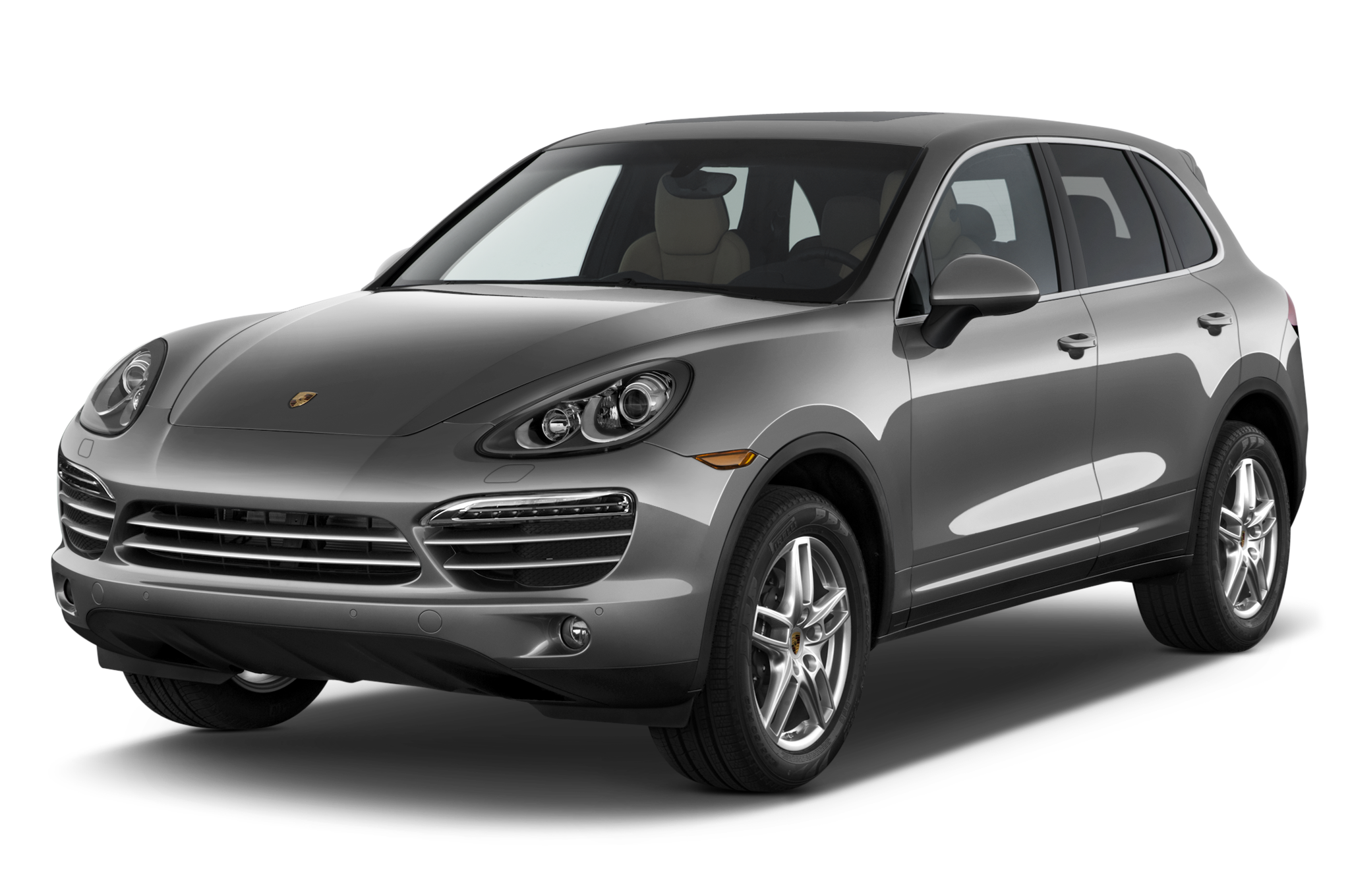 Porsche Cayenne 4x4 <br> (Group T)