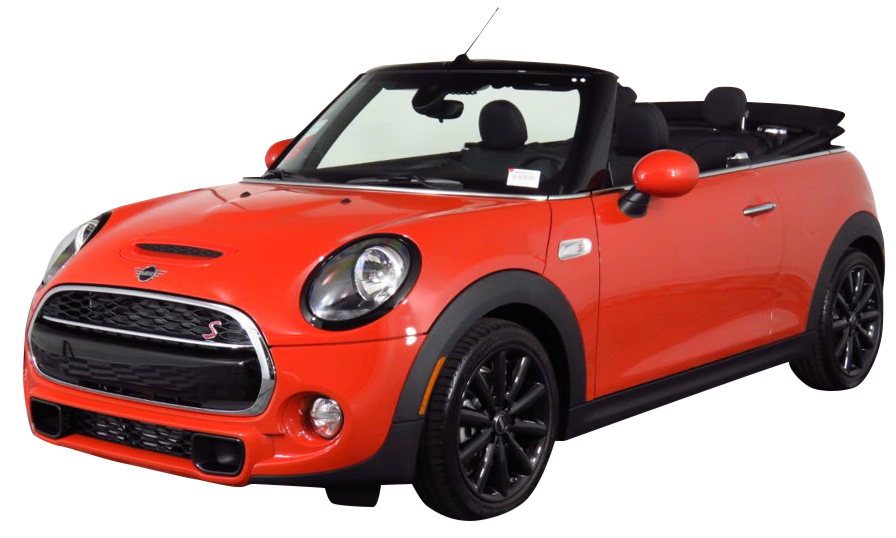 Mini Cooper Convertible <br> (Group R1)