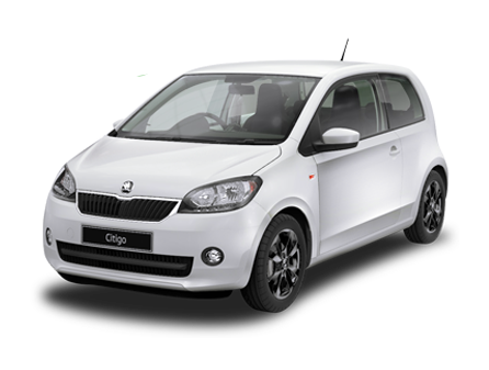 ŠKODA Citigo Automatic or Similar <br> (Group E)